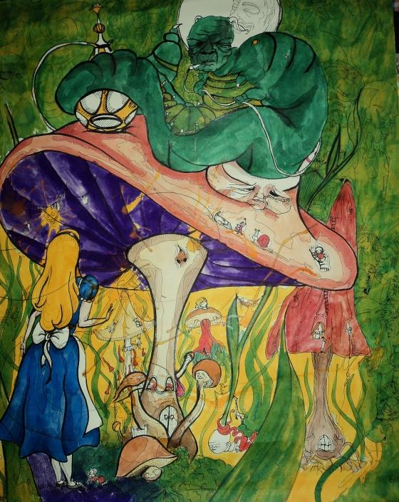 Alice i pundarlandet