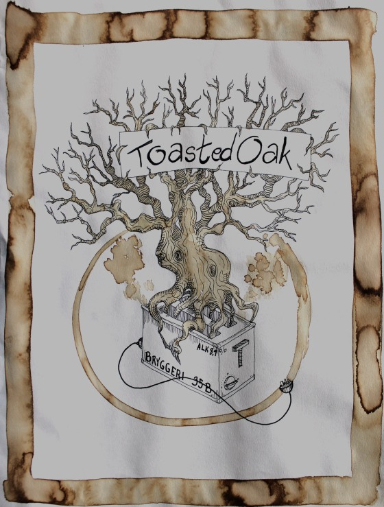 Toasted Oak
