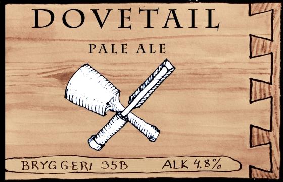 Dovetail-Pale ale
