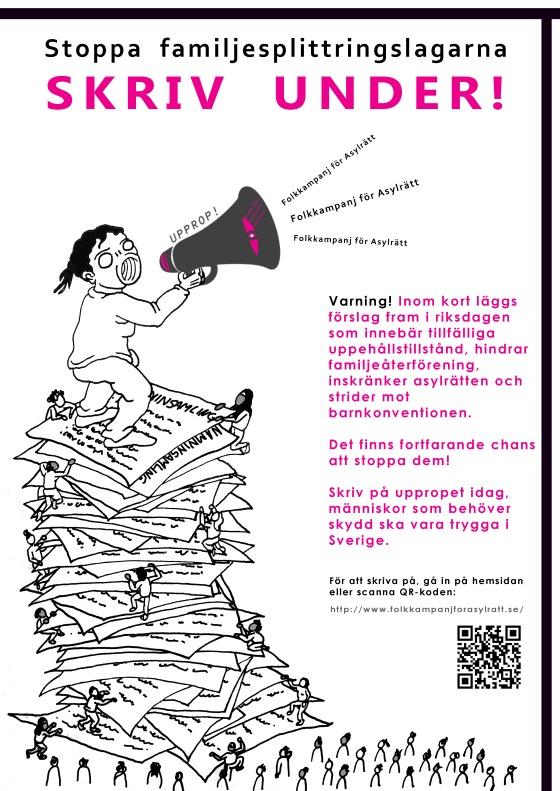 Folkkampanj-Poster